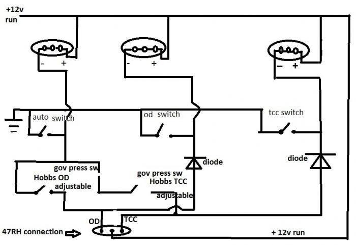 98.5 47RH swap   Cummins 4BT & Diesel Conversions Forums4BT Swaps