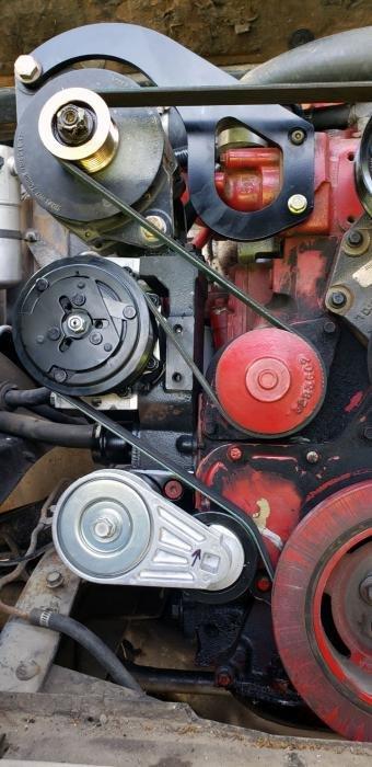 Engine Cooling Fan Pulley Bracket Gates FB1001