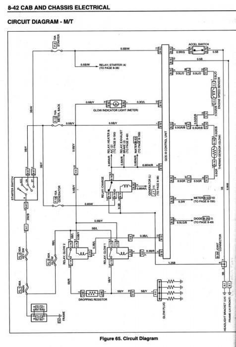 94 fsm | mins 4BT & Diesel Conversions Forums Jr E Wiring Diagrams on