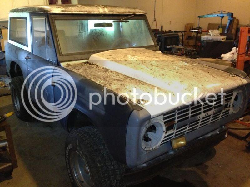 1969 Ford Bronco 4bd1t | Cummins 4BT & Diesel Conversions ...